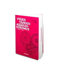 Kirja Viiden tähden asiakaskokemus