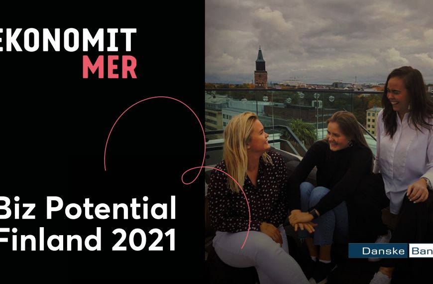The Biz Potential Finland 2021 competition seeks Finland's top business students – join the competition for the Finnish championship of business students!