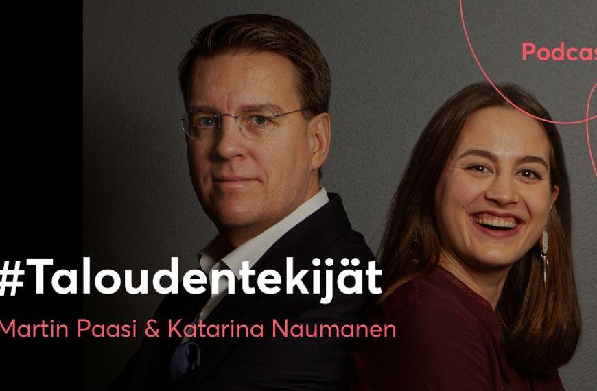 #Taloudentekijät 3: Kuka jaksaa lukea kestävyysvajeesta? − Vieraana Jussi Kärki