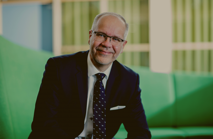 Taloudentekijät 13: Päivittäistavarakaupan markkinat ja tulevaisuus − Vieraana SOK:n pääjohtaja Hannu Krook