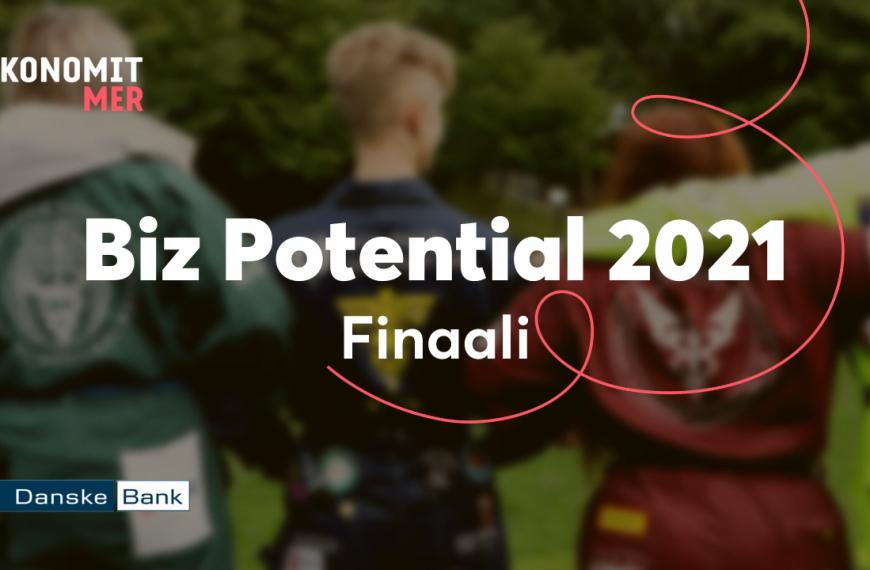 Biz Potential 2021 -kilpailussa palkitaan Suomen taitavimmat kauppatieteiden opiskelijat – seuraa kilpailun finaalia suorana